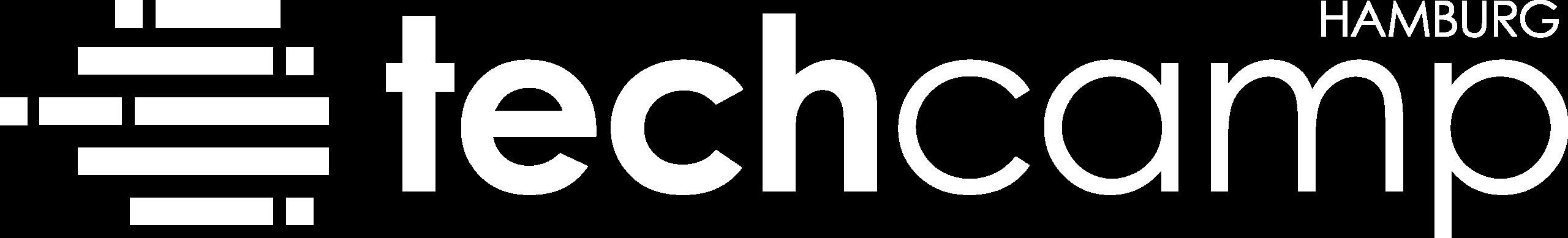 techcamp Logo weiß